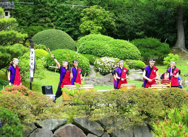 CLICK HERE: Seattle Japanese Garden Events
