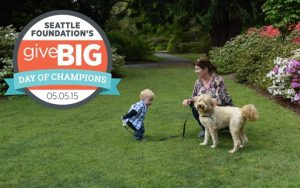Thank you for giving BIG to the Arboretum!