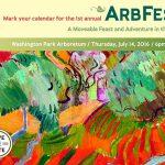 ArbFest Summer Party Thursday, July 14