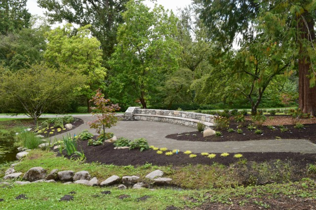 The New Centennial Garden On Azalea Way