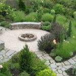 Creating Structure in the Garden