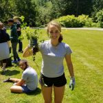 Group and Corporate Volunteers Building a Legacy at the Arboretum